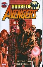 House Of M: Avengers TPB (Graphic Novel Pb) Marvel 2008 includes #1-5