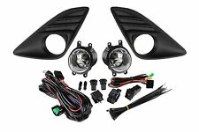 NEW 2012-14 Toyota Camry (L,LE,Hybrid LE) Halogen Fog Lights - Auer Automotive