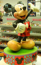 enesco Mickey Mouse Classic 60 Disney Jim Shore The one and Only 4037509 gross