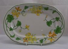 Villeroy & and Boch GERANIUM platter 33cm UNUSED