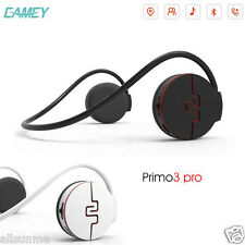 EAMEY Primo 3 Wireless Bluetooth Sport Running Pedometer MIC Earphone Headset