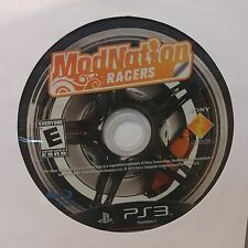 ModNation Racers (Sony PlayStation 3) DISC ONLY #9269