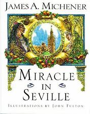 Miracle in Seville, Michener, James A., Good Condition, Book