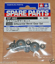 Tamiya 50602 Differential Bevel Gear Set (9405620/9405654/9805298), NIP