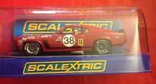 Scalextric C3107 Ford Mustang Trans Am Boss 302 Bill Todd Analog Slot Car NEW