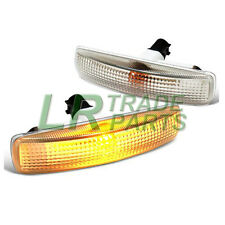 RANGE ROVER SPORT CLEAR SIDE REPEATER INDICATOR LIGHTS & BULBS INCLUDED