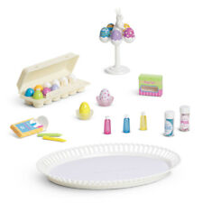 "American Girl MY AG EGG DECORATING SET for 18"" Dolls Easter Craft Accessory NEW"