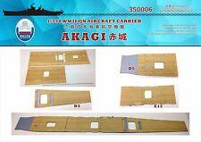 CANTIERE Navale 1/350 350006 Ponte di Legno IJN Akagi Per Hasegawa
