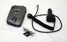 EUC Escort Passport 8500 X50 Radar Detector | Blue LED w/Smart Cord, Mount, Case