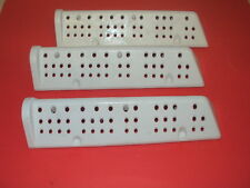 Genuine HOOVER Washing Machine Drum Paddle Lifter 03870539 ( set of three )