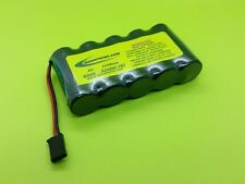 SANYO 2150mA NIMH Tx BATTERY FITS FUTABA 14SG TRANSMITTER- JAPAN CELLS