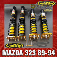 YELLOW-SPEED COILOVERS SUSPENSION DPS MAZDA 323 89-94 yellowspeed Astina