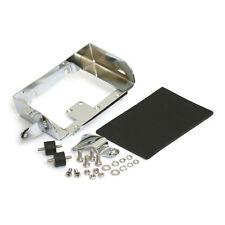 Batterie Grundplatte mit Montagesatz Chrom, für Harley - Davidson 74-83 FL