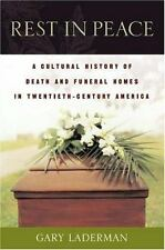 Rest in Peace: A Cultural History of Death and the Funeral Home in Twe-ExLibrary