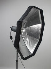 Beauty dish Mount Softbox 120 cm Octagonal with deflector inside