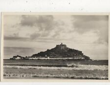 St Michaels Mount Cornwall 1959 RP Postcard 900a