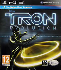 Tron: Evolution  PS3 GAME 3D Compatible *** Brand New & Sealed ***