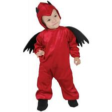 """Infant Toddler Baby """" LITTLE DEVIL """" Halloween Costume Charades Size 6-18 mo NEW"""