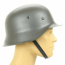 Ge rman WWII M42 Steel Helmet- Stahlhelm museum quality replica REPRODUCTION NEW
