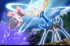 Bandai Pokemon X & Y  Plastic Model Set Xerneas & Diancie   from JAPAN NEW!!