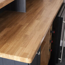Prime Oak Wooden Kitchen Worktops 4000mm X 620mm X 40mm