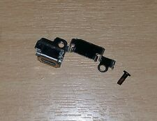 HP Pavilion DV6  - DC Power Jack Metal Support Bracket & screw - FREE Post