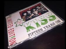 Fifteen Years On [Interview Picture Disc] by Kiss (CD, Backtback) Gene Simmons