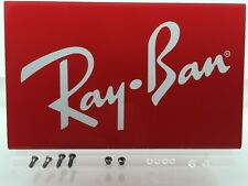 Authentic Rayban RB 8305 Replacement Lens Kit Screws, Nuts, Washers & Spacers