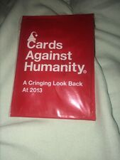 cards against humanity                     A Cringing Look Back On 2013