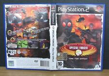 CT SPECIAL FORCES: FIRE FOR EFFECT PS2 - PlayStation 2 - PAL - Italiano Usato #2