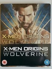 Wolverine X Men Origins Play Exclusive Steelbook. Mint + Sealed and Rare!