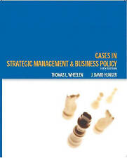 Cases: Strategic Management and Business Policy (10th Edition)-ExLibrary