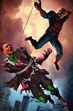 Greg Horn SIGNED AUTOGRAPH Marvel Comic Spiderman Art Print Green Goblin Venom