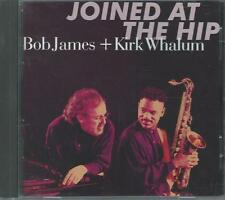 CD: BOB JAMES & KIRK WHALUM - Joined At The Hip