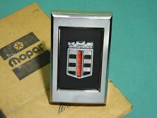NOS Mopar 1978 Dodge Van Grill Medallion