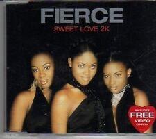 (CL128) Fierce, Sweet Love 2K - 2000 CD