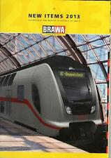 "Brawa ""New Items"" Catalogue - 2013"