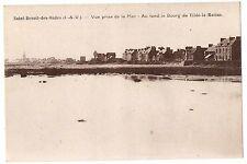 CPA 35 - SAINT BENOIT DES ONDES (Ille et Vilaine) - Vue prise de la Mer