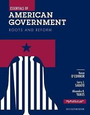 Essentials of American Government : Roots and Reform, 2012 Election Edition 11th