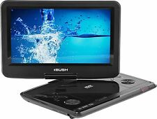 Bush 12 Inch Portable DVD Player with Swivel screen - Black + 90 Days WARRANTY