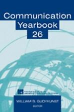 Communication Yearbooks Vols 6-33 Set: Communication Yearbook 26 (Volume 26)