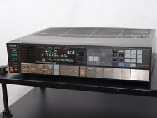 Vintage SONY STR-AV560 receiver amplifier - made in Japan