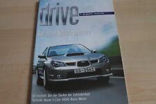124696) Subaru Impreza - drive Magazin 09/2005