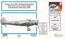 VAFA 01 Vickers Type 246 ( Wellesley) Prototype 50th Anniv First Flight at Brook