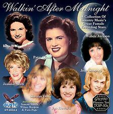 WALKIN` AFTER MIDNIGHT / VA...-WALKIN` AFTER MIDNIGHT / VARIOUS  CD NEW