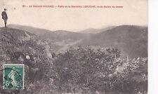 BALLON D'ALSACE 102 vallée de la beucinière LEPUIX-GY rocher du canton timb 1903