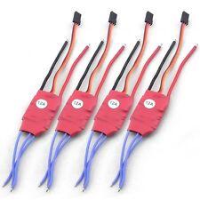 4pcs 2-3S 12AMP 12A SimonK firmware Brushless ESC w/BEC Quad Multi I
