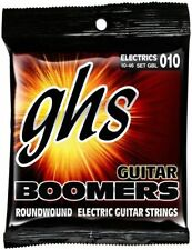 GHS Boomers GBL Light Gauge Electric Guitar Strings 10-46