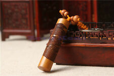 Dragon Columns,Creative Keychain,Car key ring,Wood Products.Chinese style.BZJ001