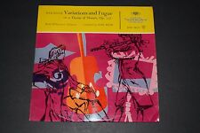 Max Reger~Variations and Fugue on a Theme of Mozart~IMPORT~FAST SHIPPING